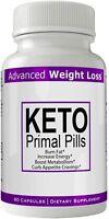 Keto Primal Pills Advanced Weight Loss Supplement - Keto Primal Pills Weight ...