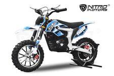 500W 36V Eco Gepard 8Ah Lithium Akku Elektrobike Dirtbike Crossbike