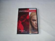 Unforgettable (DVD, 2017, Brand New)