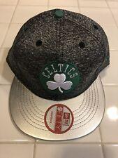 Boston Celtics Snapback Hat New Era One Size Nba Basketball Msrp $35