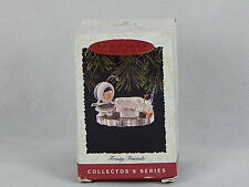 1996 Hallmark Frosty Friends Christmas Tree Ornament #17 Collector's Series