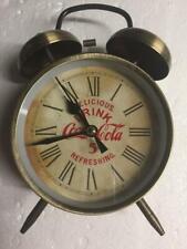 Coca-Cola Twin Bell Alarm Clock (Vintage Look)