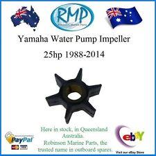 A Brand New Yamaha Water Pump Impeller 25hp 1988-2014  # R 6L2-44352-01-00