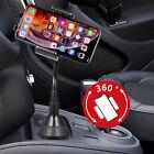 Car Cup Holder Phone Mount 360 Degree Adjustable Bracket for Mobile Phone GPS