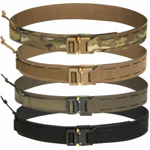 Clawgear KD One Tactical Military Army MOLLE Police Combat Webbing Cobra Belt