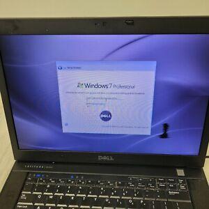 Dell Latitude E6500/Core2Duo P8700 2.53ghz/3gb/250gb/Windows 7 Home/Webcam/BT/15
