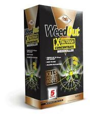 Doff WeedOut Extra Tough Concentrated Weedkiller 5 Sachet
