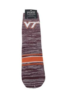 Victoria's Secret Pink Collegiate Socks - Virginia Tech - NEW With Tags!