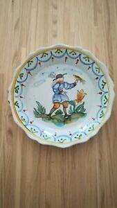 Plate Earthenware Antique