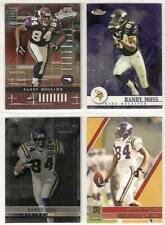 Randy Moss Vikings 36 card 2001 lot-all different