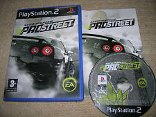 NEED FOR SPEED : PROSTREET - Rare Sony PS2 Game
