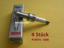 4 Original NGK Zündkerzen PLATIN PLKR7A 4288 HYUNDAI i10 i20 1,2 (G4LA)