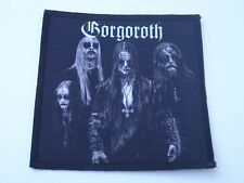 GORGOROTH ANTICHRIST SUBLIMATED PATCH