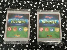PANINI Kelloggs Football Superstar Stickers 2018 ( 2 unopened packets )