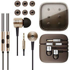 Stereo 3.5mm Piston In-Ear Earphone Headphone Remote Mic For iPhone Samsung HTC