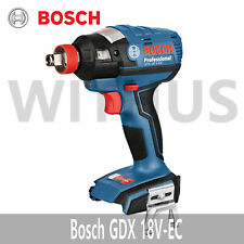 Bosch GDX 18V-EC Professional Cordless Brushless Impact Driver/Wrench -Bare Tool