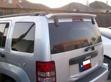 NEW Painted for 2007-2013 JEEP Liberty Custom-Style Rear Spoiler ALL COLORS