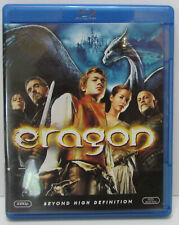 Eragon Blu-ray - great condition! Dragon fantasy movie