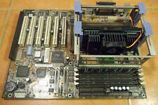 HP Netserver E55 PIII 500 System Board D9337-69001 SCSI Adaptec ACI7895 32MB RAM