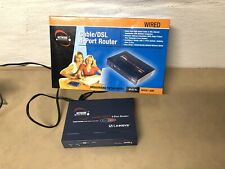 Linksys Wired Router Network Everywhere Cable Dsl 4-Port Model Nr041 Home Office