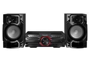 Panasonic SC-AKX320E-K Megasound Hi-Fi System 450W Bluetooth CD Player