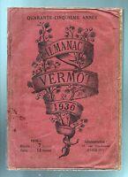 ALMANACH VERMOT 1930 - Bel état, complet