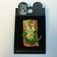 Tinker Bell - Fall Leaves Collection 2005 - Riding a Leaf Disney Pin 41306