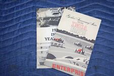 1965 1975 I.M.C.A. Yearbooks Vintage Open Wheel Race Car Stock Car