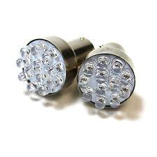 2x 11-LED upgrade ad alta potenza del segnale Indicatore Posteriore Luce Lampada Lampadine
