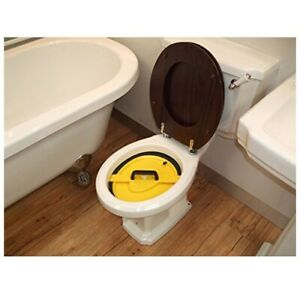 Toilet Seal MEDIUM : Flood Management Company Protection 31.5-35.5cm D 25-29cm W