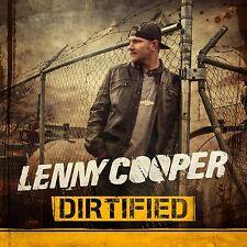 Dirtified  CD Lenny Cooper  Mud Digger Charlie Farley Demun Jones FREE shipping