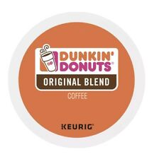 Dunkin' Donuts Original Blend Coffee K-Cups, 96 Count