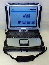 Panasonic CF-19 Toughbook 128GB SSD touch Linux intel Core i5 2.70 GHZ 4GB MK6