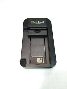 Re-Fuel by Digipower Smart Battery Charger, TC-5000U, Li-ion cameras