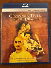 Crouching Tiger, Hidden Dragon (Blu-ray Disc, 2007)*Chow Yun-Fat