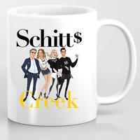 Schitt's Creek  Ew, David Best Show on TV American Legend Coffee Mug- White Mug