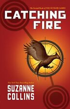 Catching Fire (Hunger Games) by Suzanne Collins