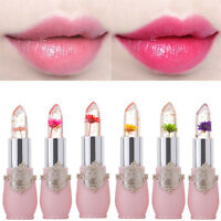Flower Lipstick Color Jelly Transparent Magic Changing Lip Temperature Change GN