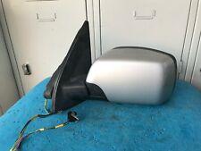 GENUINE 00-06 BMW X5 E53 , LEFT DOOR MIRROR, 5 WIRES.