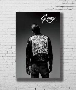 C2201 G-Eazy Rap Music Singer Rapper Star1 Art Silk Poster 20x30 24x36inch