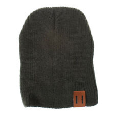 Winter Warm Mom&Newborn Kids Boys Girls Knited Woolen Headgear Beanie Cap Hat UK