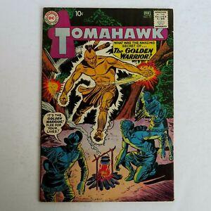 Tomahawk 72 (1961) The Golden Warrior DC Comics NB