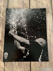 Stone Cold Steve Austin WWE 25 Years 8x10 Photo Only 250 Made B&W Beer Salute