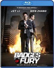 Badges of Fury (Blu-ray, 2014) (WGU01443B)