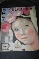 ART Y LA MEDICINA - Mai 1935 - G. Rouault - Mitología - Teatro de naranja