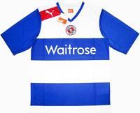 12/13 Reading Home Football Shirt Soccer Jersey Top England Cheap Kit NEW