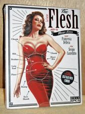 The Flesh (Blu-ray/DVD, 2-Disc) NEW Francesca Deller Sergio Castellitto italian
