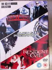 Películas en DVD y Blu-ray Resident Evil 2000 - 2009