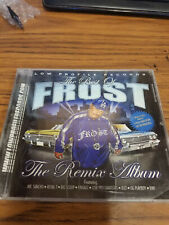 KID FROST THE BEST OF FROST THE REMIX ALBUM CHICANO GANGSTER SOUTHSIDE RARE CD