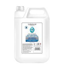 70% Alcohol Hand Sanitiser Gel 5L Litre -Kills 99.9% Bacteria hand gel Sanitizer